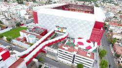 Innovación tecnológica llegará a más estadios deportivos: