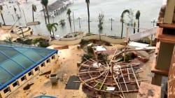 Irma causa graves daños al Caribe y las Antillas