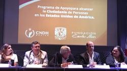 La UNAM y Slim educarán a los 'dreamers' para convertirse en ciudadanos de