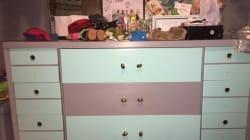¿De qué colores ves este armario? El nuevo desafío