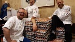 Google翻訳の悲劇。五輪ノルウェーチーム、卵を1万5000個も注文してしまう