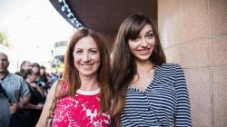 Rosalie Bonenfant rend un superbe hommage à sa mère, Mélanie