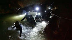 Heroes From Around The World Made The Thai Cave Rescue
