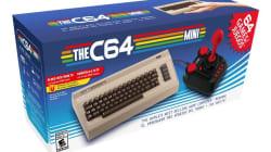 Le Commodore 64 mini sur les tablettes cet