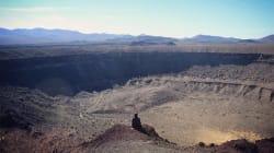 De cómo el desierto me secó la