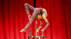IN PICTURES: Check Out These Extraordinary Acts From The Africa Circus