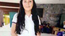 Revelan video del momento en el que Mara Castilla abandona