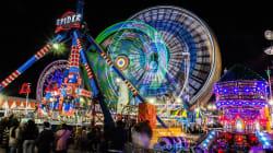 Atracción provoca aborto a dos mujeres en Feria de