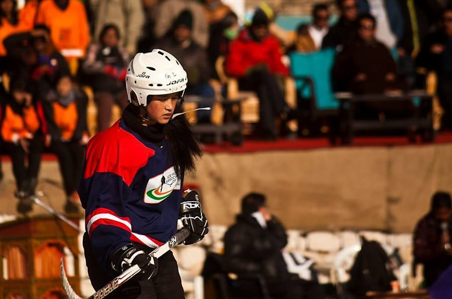 How A Team Of Incredible Ladakhi Women Hockey Players Broke India's Ice Ceiling
