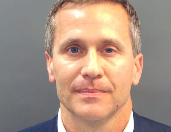 Missouri governor indicted on invasion of privacy
