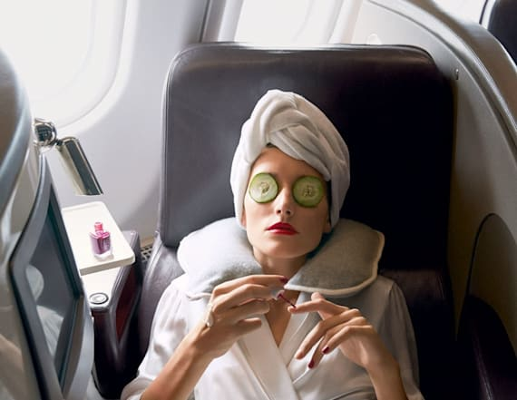 How to take care of your skin while flying
