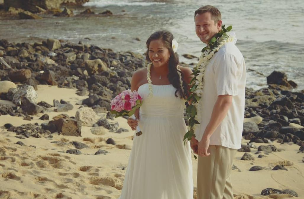 Texas woman who mysteriously died in Fiji said she and husband had