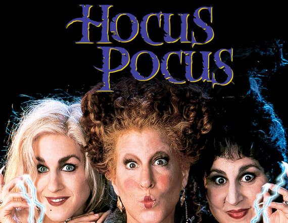 'Hocus Pocus' is celebrating a magical milestone