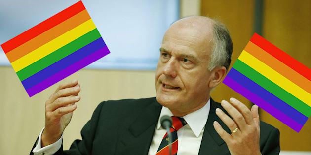 The Gay and Lesbian Kingdom of the Coral Sea Islands came up in Senate estimates.