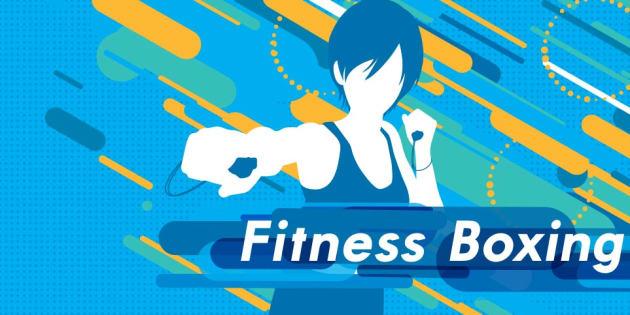 Portada del juego Fitness Boxing para Nintendo Switch