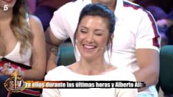 La broma de Nagore Robles que ha sonrojado a Sandra Barneda en