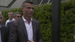 VIDEO: Así recibió la Juventus al futbolista portugués, Cristiano Ronaldo, proveniente del Real