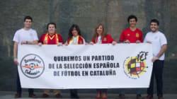 Ada Colau concede permiso para montar en Barcelona una pantalla gigante para ver el