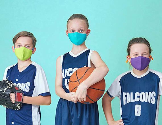 Where to get kids' face masks for school and beyond