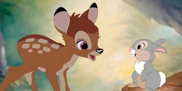 Uccideva i cervi illegalmente: condannato a guardare Bambi in prigione una volta al mese