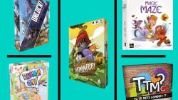 5 jeux de société pour s'amuser dès la première