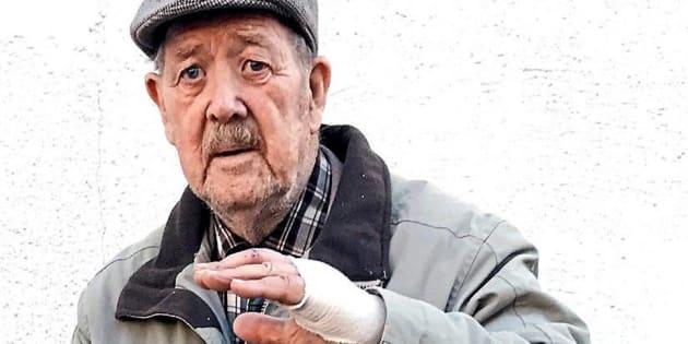 Veterano di 88 anni mette in fuga cinque malviventi che avevano aggredito una donna
