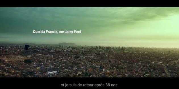 Coupe du monde 2018: Le Pérou interpelle la France en vidéo pour nous rappeler qui ils sont