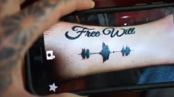 Lo nuevo sobre tinta en la piel: tatuajes que