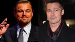 ¡Tu sueño de adolescencia cumplido! La primera foto de la película de Leonardo DiCaprio y Brad