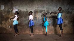 Le plus grand bidonville d'Afrique de l'Est sublimé par les photos de son école de