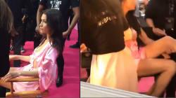 Sur les réseaux sociaux, les anges de Victoria's Secret dévoilent les coulisses du défilé à