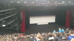 Le premier film Netflix diffusé à Cannes interrompu dès les premières minutes de
