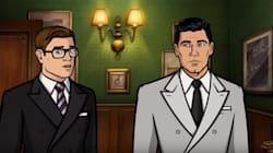 'Kingsman' Gets The 'Archer' Treatment In This Clip From Comic