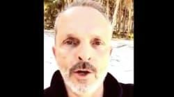 El rotundo mensaje de Miguel Bosé tras los rumores sobre su