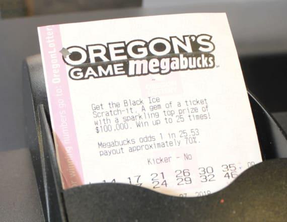 Two-time cancer survivor wins $4.6 million jackpot