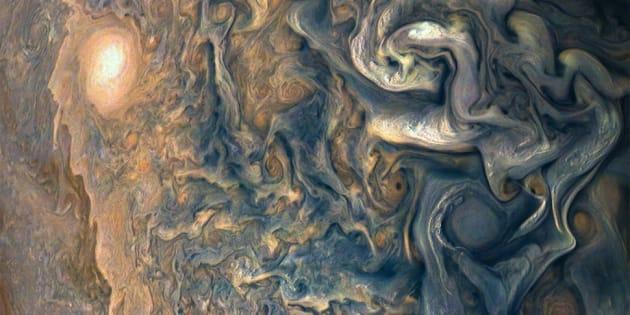 De nouvelles magnifiques photos de Jupiter prises par Juno