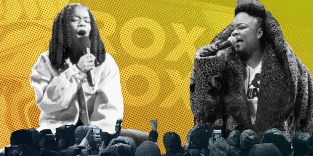 """Roxane Shanté, la première reine du hip-hop raconte son """"Me Too""""."""
