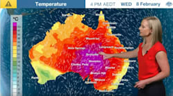 Perth Battles Fires As Australia Braces For Three-Day