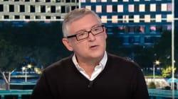 Michel Onfray explique que l'Élysée est derrière son éviction du service