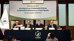 Iguala pudo evitarse, pero ninguna autoridad actuó: