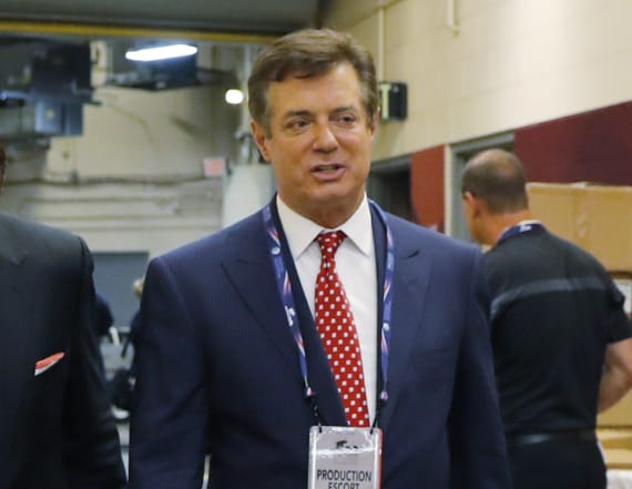Ex-Trump campaign chief issues rare public statement