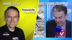 Philippe Vandel pris en flagrant délit de recyclage de ses chroniques sur Europe