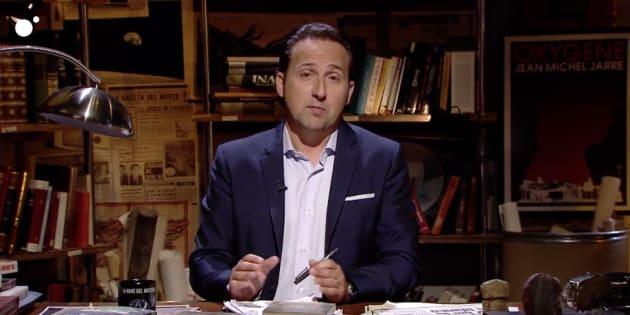 Iker jim nez explica por qu hizo una gran excepci n en el for Ultimo episodio cuarto milenio