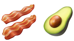 The Avocado Emoji Is Finally Here And Life Feels Pretty