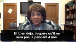 Maxine Waters, l'élue démocrate qui veut destituer Donald