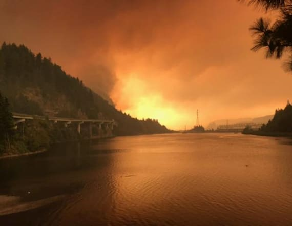 Teen who started wildfire ordered to pay $36 million