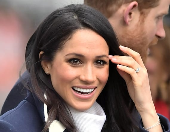 Report: Meghan Markle upgraded her engagement ring