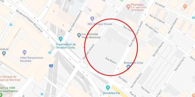 Broccolini achète le plus vaste terrain disponible au centre-ville de Montréal