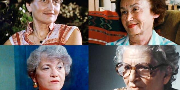"""""""Les Quatre Sœurs"""" est le cinquième documentaire de Lanzmann à partir des rushes de """"Shoah""""."""
