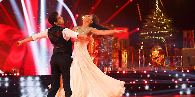 Tatiana Silva et Christophe Licata sont en finale, les costumes de Pierre Annez aussi.